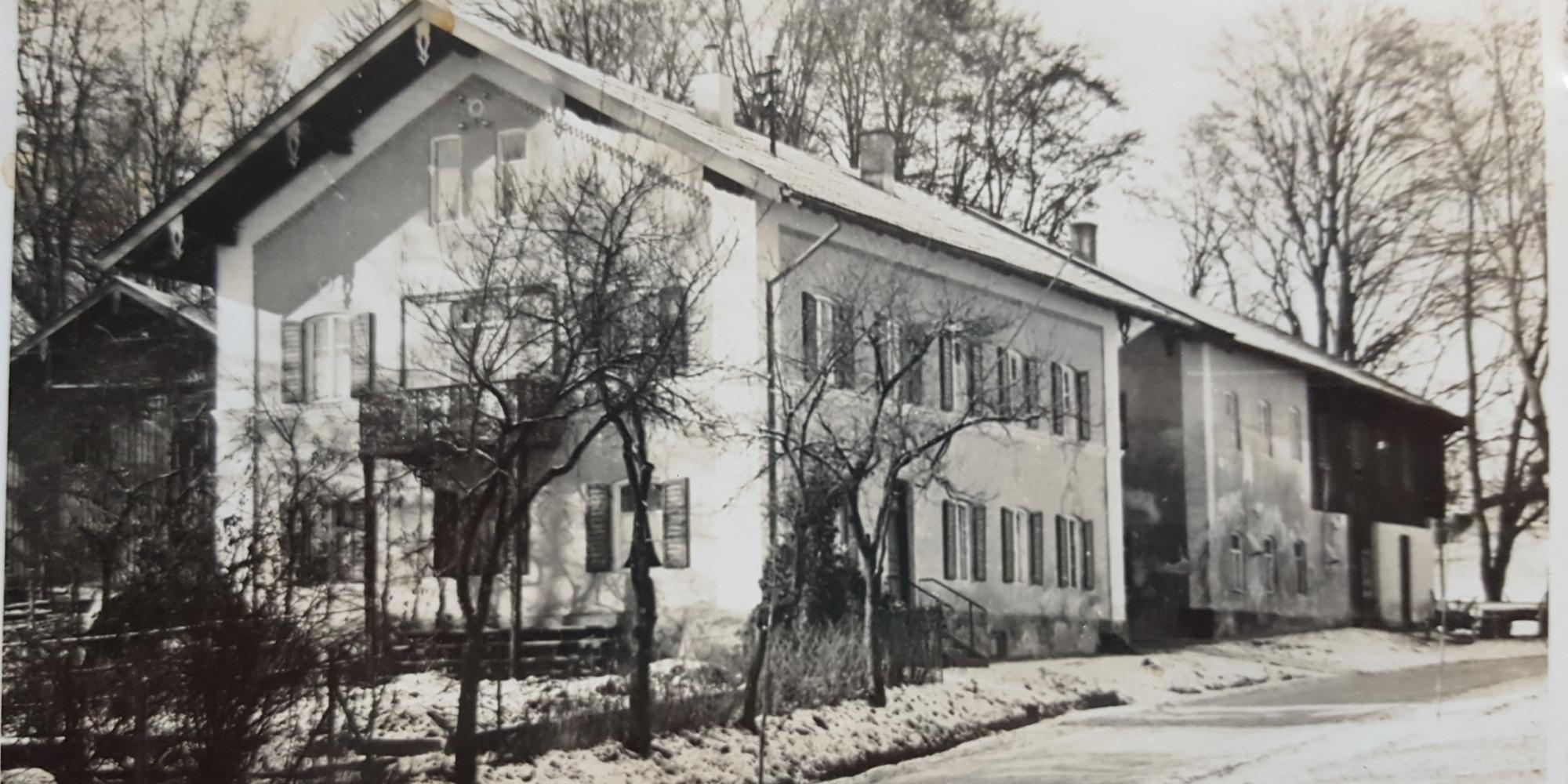 Oberlechner Anwesen in Bruck/Prien